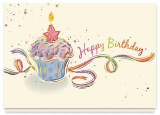 Design 091AY - Birthday Delight Birthday Card