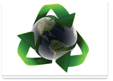 Environmental Image 5 - Recycle for Planet Earth