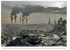Environmental Image 6 - Pollution from Industry
