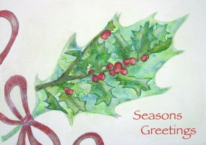August Monthly Finalist for The Gallery Collection's $10,000 Greeting Card Scholarship - #9238