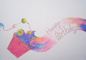 August Monthly Finalist for The Gallery Collection's $10,000 Greeting Card Scholarship - #9164
