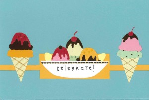 September Monthly Finalist for The Gallery Collection's $10,000 Greeting Card Scholarship - #9322
