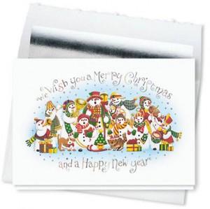 Design 705CS - Wishing you a Merry Christmas