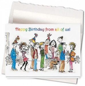 Design 572AE – Let's Celebrate! Birthday Card