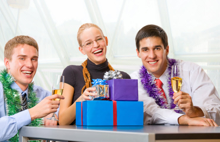Office Christmas Gifts