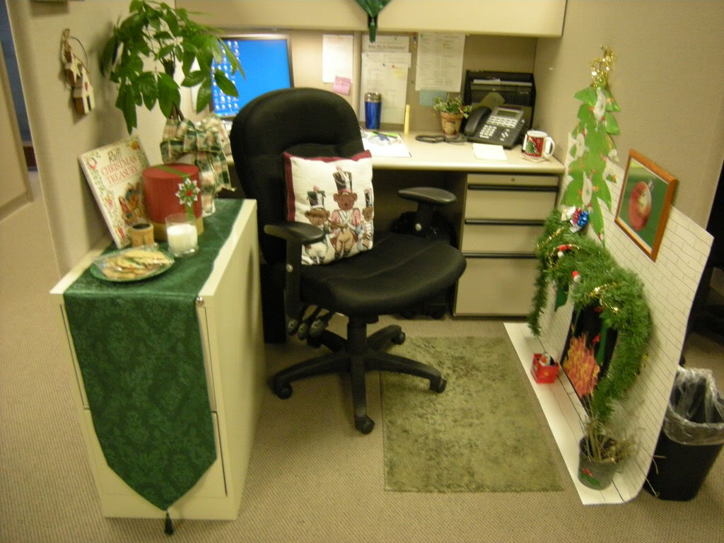 Cubicle. Another Favorite Cubicle Decorating Idea ...