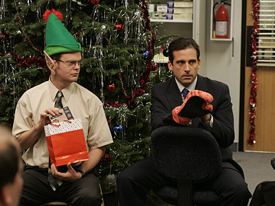 """""""The Christmas Party"""""""
