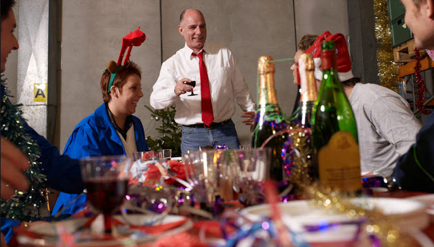 office christmas party games