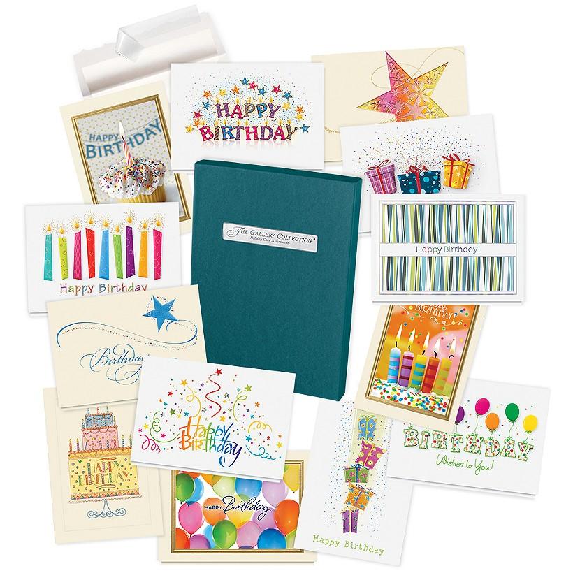 Birthday Card Assortment Box 1 - Item 755PZ