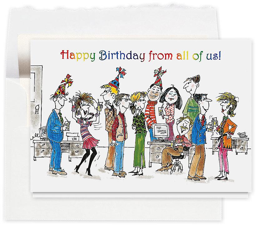 Let's Celebrate! Birthday Card