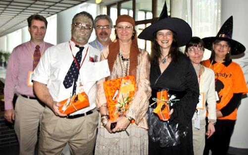 Halloween Costume Etiquette In The Office - Gallery Collection Blog